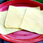 Homemade Wonton Wrappers